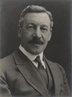 Herbert Louis Samuel, 1st Viscount Samuel, by Olive Edis - NPG x15559