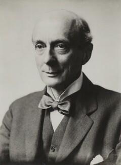 Hugh Exton Seebohm, by Olive Edis - NPG x15565