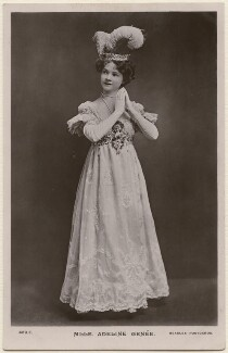 Dame Adeline Genée, published by J. Beagles & Co - NPG x15598