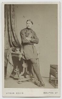 Walter Bulkeley Barrington, 9th Viscount Barrington, by Hyman Davis - NPG x1562