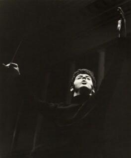 Daniel Barenboim, by Sefton Samuels, 1969 - NPG x15776 - © Sefton Samuels / National Portrait Gallery, London