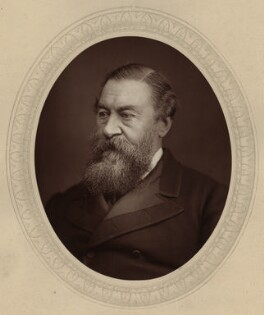 Sir Samuel White Baker, by Lock & Whitfield, published by  Sampson Low, Marston, Searle and Rivington - NPG x159