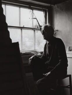 John Nash, by Edward Morgan, 19 July 1970 - NPG x1596 - © Edward Morgan
