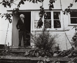 John Nash, by Edward Morgan - NPG x1597