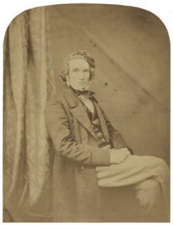 William Lovett, by Unknown photographer - NPG x1599