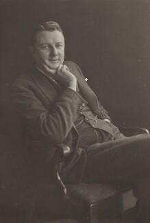Edward Percy Smith, by Olive Edis - NPG x16088