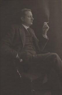 Edward Percy Smith, by Olive Edis - NPG x16089