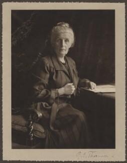Rose Elisabeth (née Paget), Lady Thomson, by Olive Edis - NPG x16117
