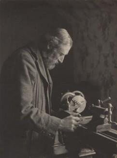 Sir Charles Sissmore Tomes, by Olive Edis - NPG x16118