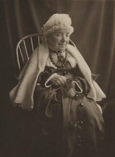 Eleanor Tylden (née Bellamy), by Olive Edis - NPG x16122