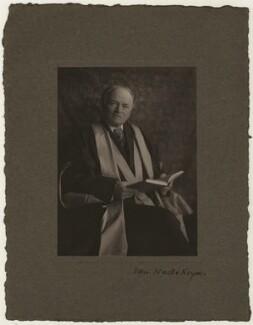 (John) Neville Keynes, by Olive Edis - NPG x16126