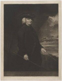 William Paley, by John Jones, after  George Romney - NPG D9534