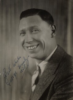 George Formby, by Unknown photographer - NPG x16224