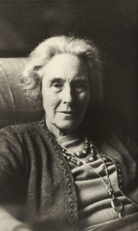 Margery Fry, by Unknown photographer, circa 1950 - NPG x16299 - © National Portrait Gallery, London