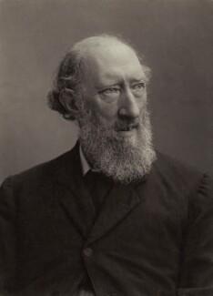 Samuel Rawson Gardiner, by James Russell & Sons - NPG x16322