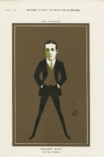 Edward Turnour, 6th Earl Winterton, after Frederick Drummond Niblett ('Nibs') - NPG D9539