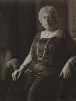 Princess Beatrice of Battenberg, by Olive Edis - NPG x16354