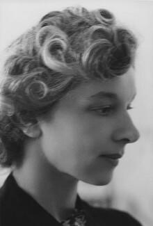 Rosamond Nina Lehmann, by Howard Coster - NPG x1637