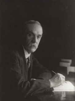 Sir Richard Tetley Glazebrook, by Unknown photographer - NPG x16388