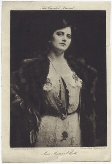 Maxine Elliott (Jessie Dermott), by Direct Photo Engraving Co, after  Ernest Walter Histed - NPG x16487