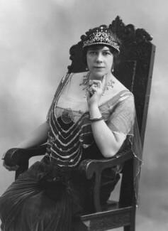 Dame Clara Ellen Butt, by Bassano Ltd - NPG x16503