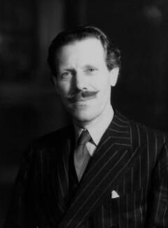 Sir (Robert Eric) Mortimer Wheeler, by Bassano Ltd - NPG x16593