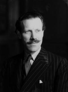 Sir (Robert Eric) Mortimer Wheeler, by Bassano Ltd - NPG x16594