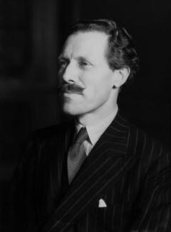 Sir (Robert Eric) Mortimer Wheeler, by Bassano Ltd - NPG x16595