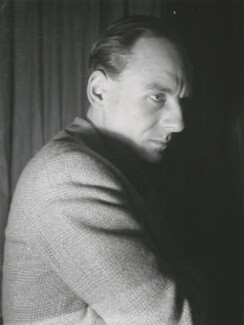 John Gielgud, by Cyril Arapoff - NPG x16869