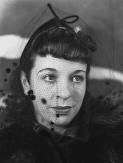 Margaret Rawlings (Lady Barlow), by Cyril Arapoff - NPG x16872