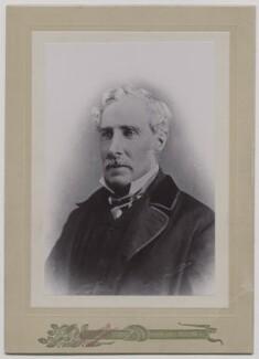 Sir George Grey, by John Robert Hanna - NPG x16904