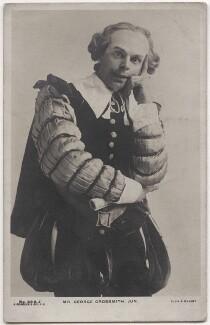 George Grossmith Jr, by Alfred Ellis & Walery - NPG x16922