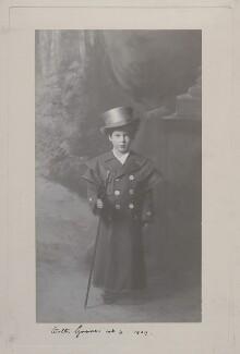 Walter Grove, by John Thomson & John Newlands (Messrs Thomson) - NPG x16927