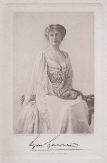 Agnes Geraldine (née Fox-Pitt-Rivers), Lady Grove, by Keturah Ann Collings - NPG x16929
