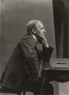 Sir James Guthrie, by Walter Stoneman - NPG x16947