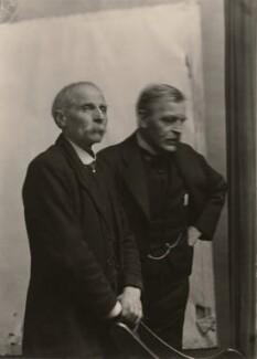Sir James Guthrie, by Walter Stoneman, 1919 - NPG x16949 - © National Portrait Gallery, London