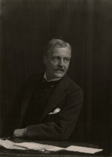 Sir James Guthrie, by Walter Stoneman - NPG x16951