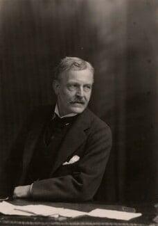 Sir James Guthrie, by Walter Stoneman, 1919 - NPG x16952 - © National Portrait Gallery, London