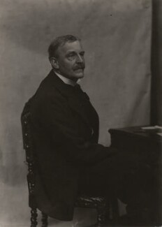 Sir James Guthrie, by Walter Stoneman - NPG x16953