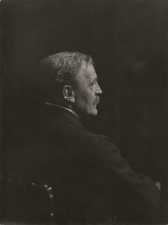 Sir James Guthrie, by Walter Stoneman, 1919 - NPG x16954 - © National Portrait Gallery, London
