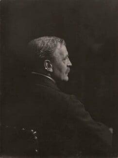 Sir James Guthrie, by Walter Stoneman, 1919 - NPG x16954 - © National Portrait Gallery, London