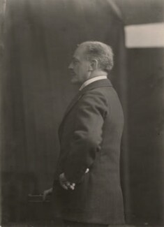 Sir James Guthrie, by Walter Stoneman - NPG x16955