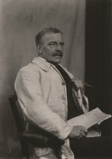 Sir James Guthrie, by Walter Stoneman - NPG x16956