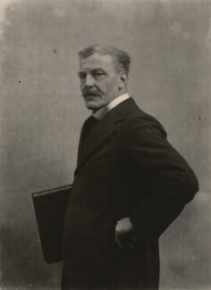 Sir James Guthrie, by Walter Stoneman - NPG x16957
