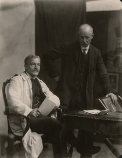 Sir James Guthrie, by Walter Stoneman, 1919 - NPG x16961 - © National Portrait Gallery, London