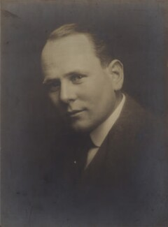 James Evershed Agate, by Unknown photographer, 1930s - NPG x17 - © National Portrait Gallery, London