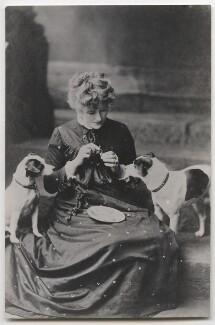Ellen Terry, by William Henry Grove - NPG x17049