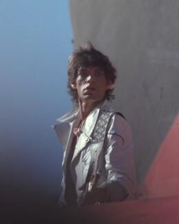 Mick Jagger, by Carol Scott - NPG x17056
