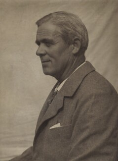 Thomas Hiram Holding, by Unknown photographer - NPG x17058