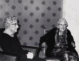 Agatha Christie, by John Garner - NPG x17074